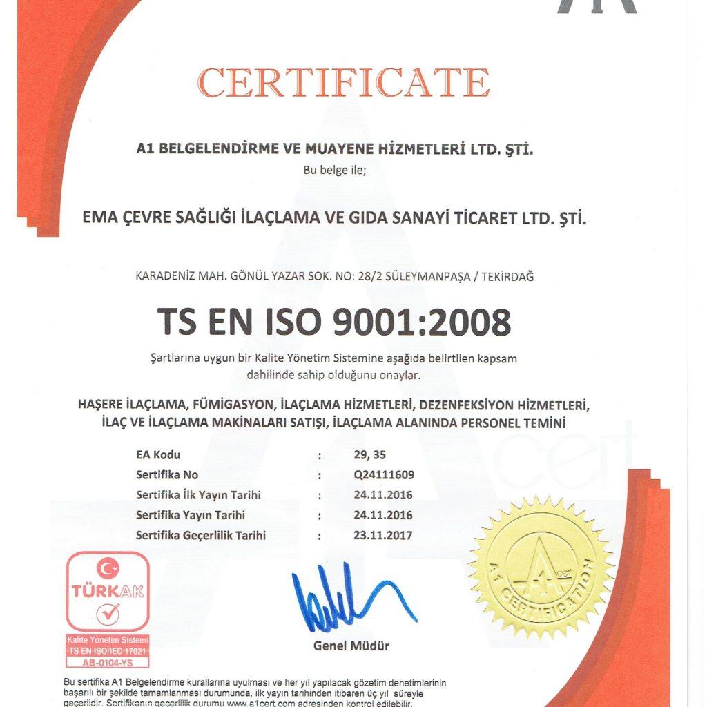TS EN ISO 90012008 001