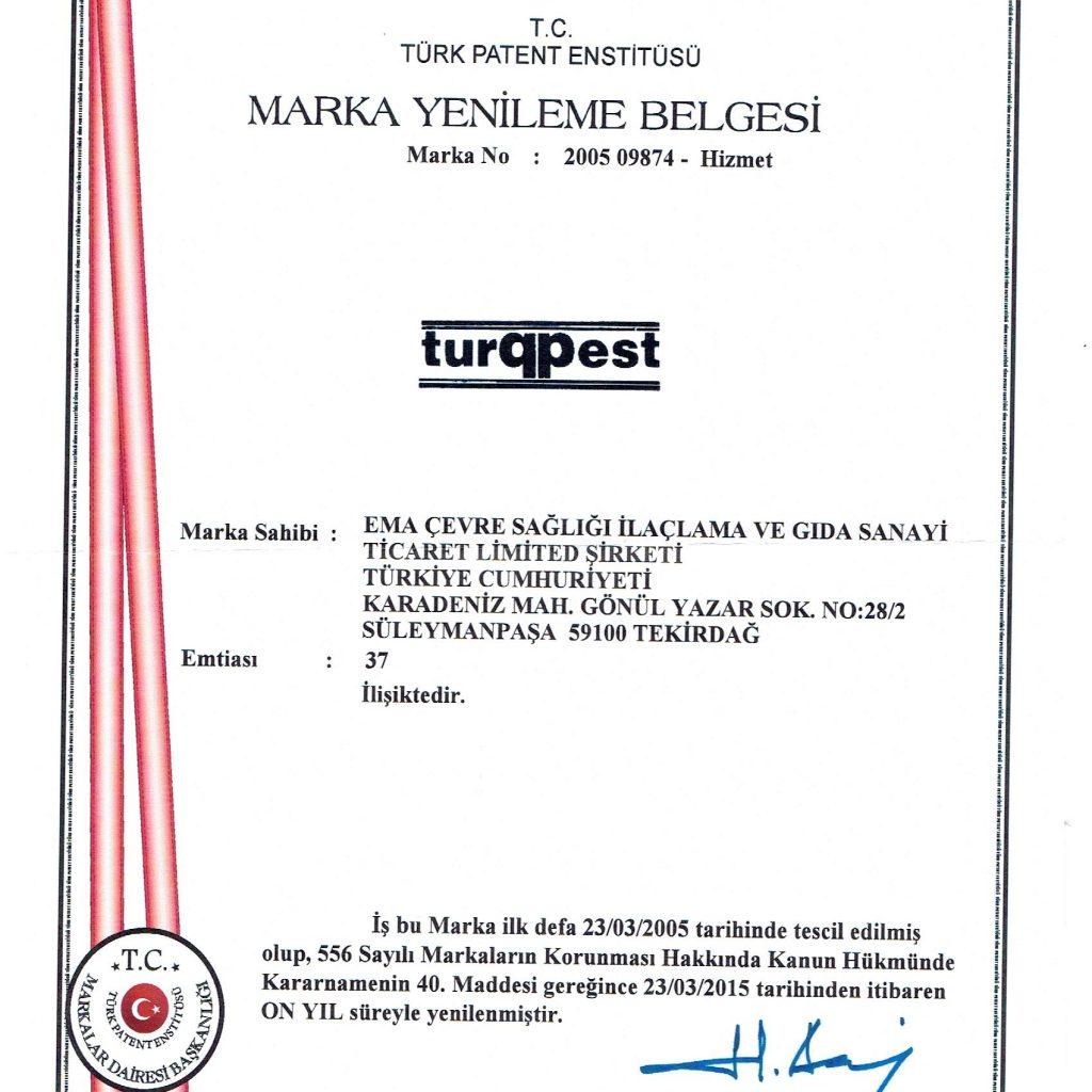 Patent Enst.ema 001